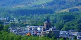 Vista de Molinaseca