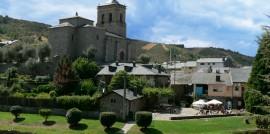 Vista general de Molinaseca
